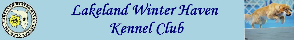Lakeland Winter Haven Kennel Club